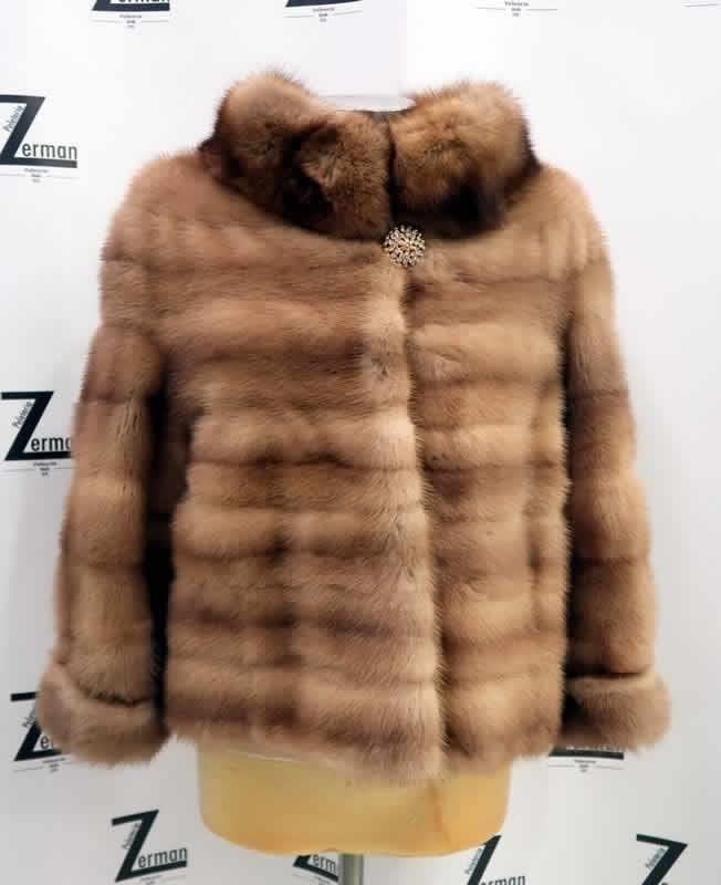 Transformar abrigo de vison